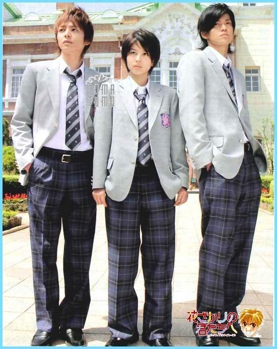 Hanazakari no kimitachi e ( 82b1  3056  304b  308a  306e  541b  305f  3061  3078) est un renzoku drama