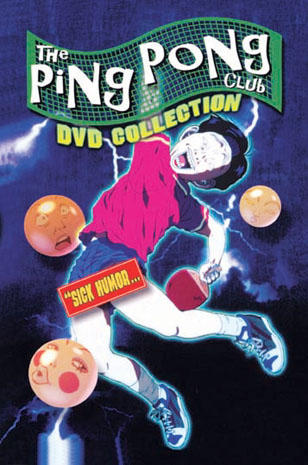 Ping Pong Club affiche