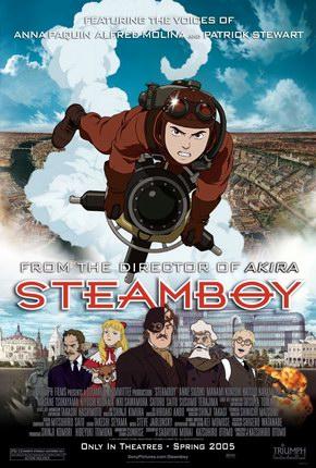 Стимбой /  Steamboy